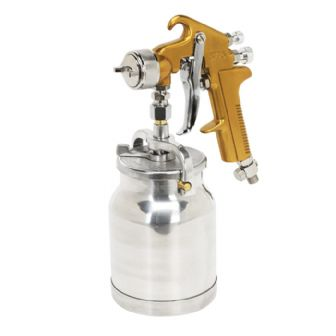 Adhesive Applicator - Suction Spray Gun